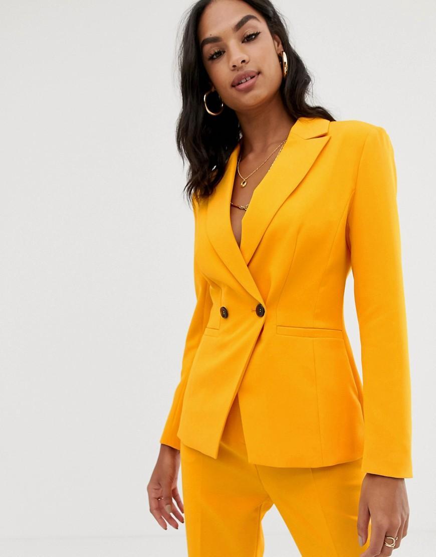 Блейзер  - Оранжевый цвет