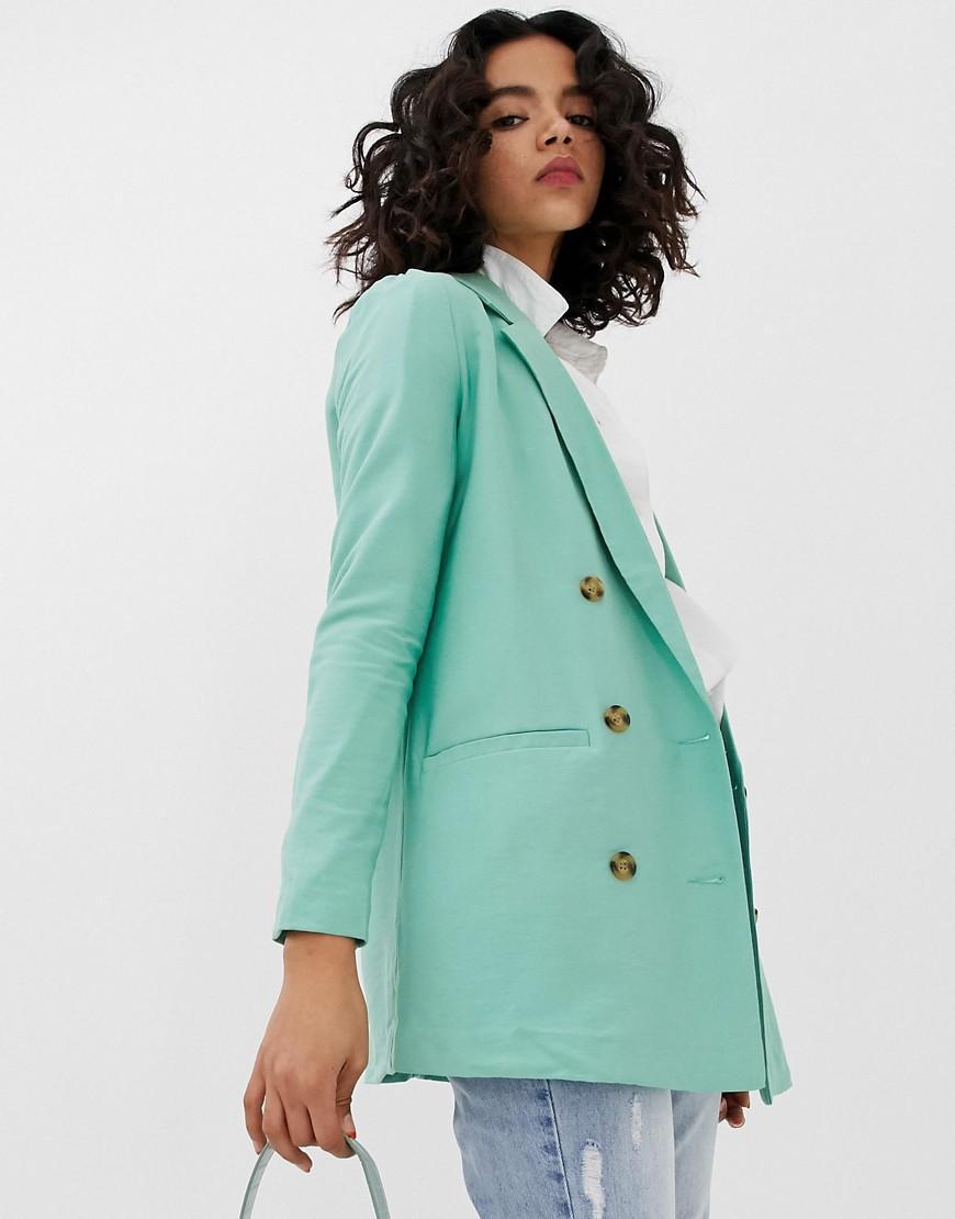 Блейзер  - Зеленый цвет