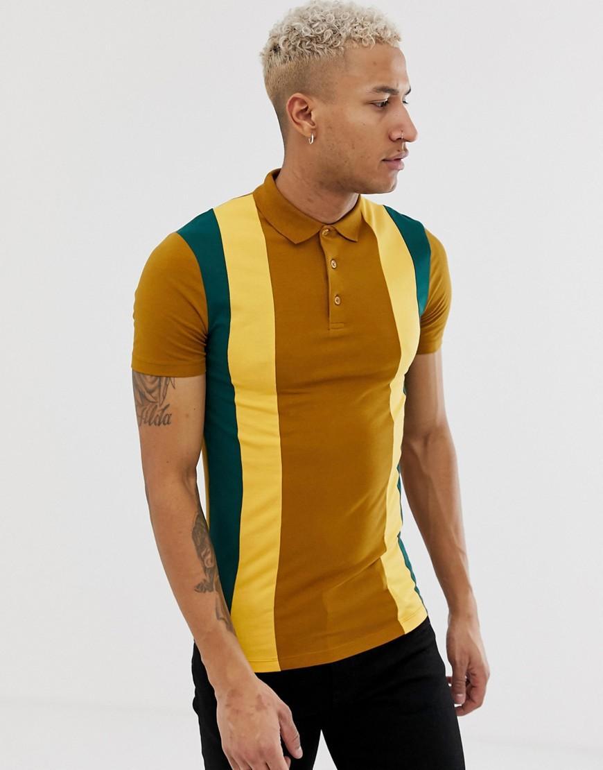 Рубашка  - Коричневый цвет