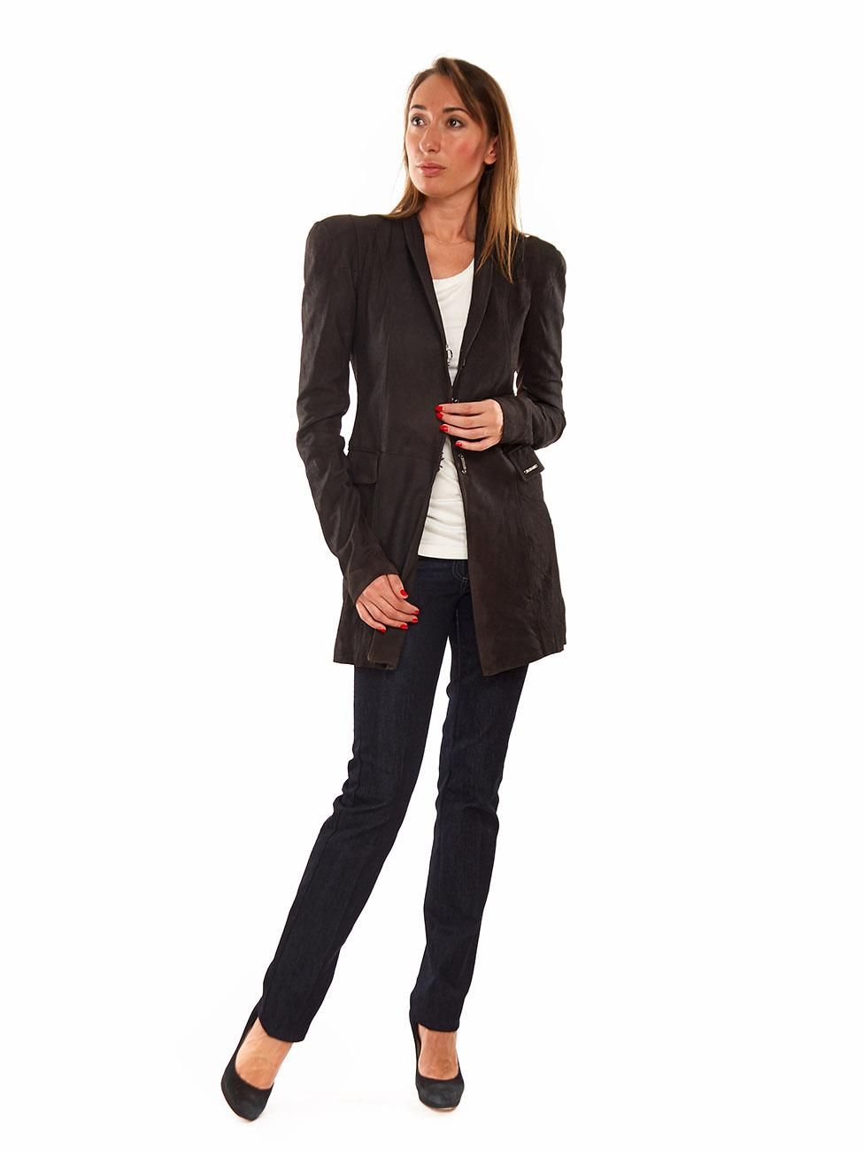 87868b5ecb2c Женские плащи бирюзового цвета Twin-set купить онлайн в интернет ...