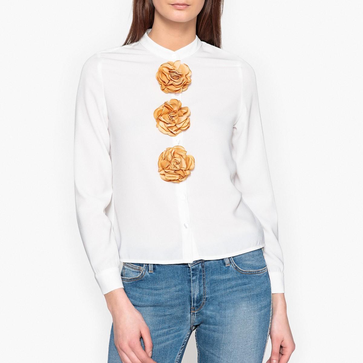 Рубашка  - слоновая кость цвет