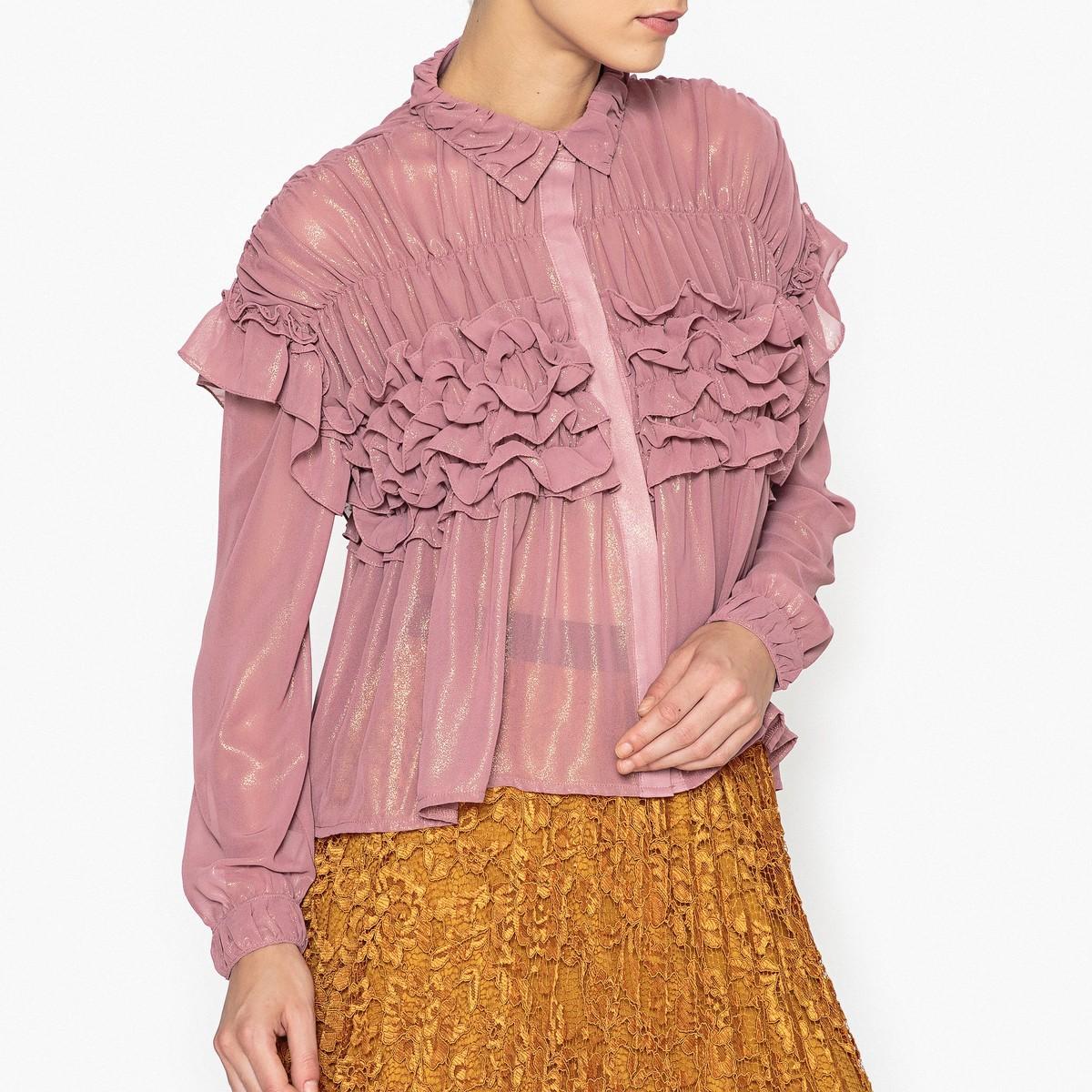 Рубашка  - телесный цвет