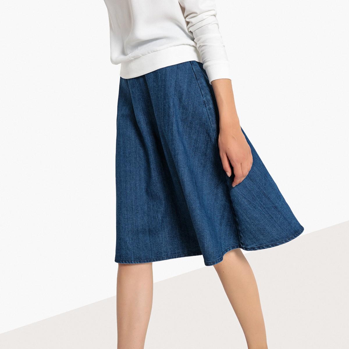 6355502427eed Женские юбки La Redoute Collections купить в интернет магазине ...