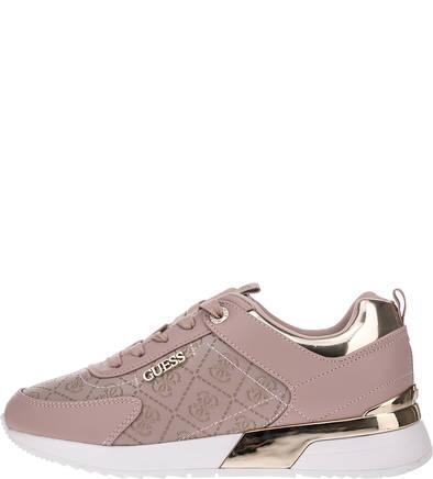 Кроссовки  - розовый цвет