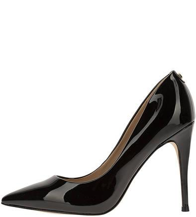Туфли  - черный цвет