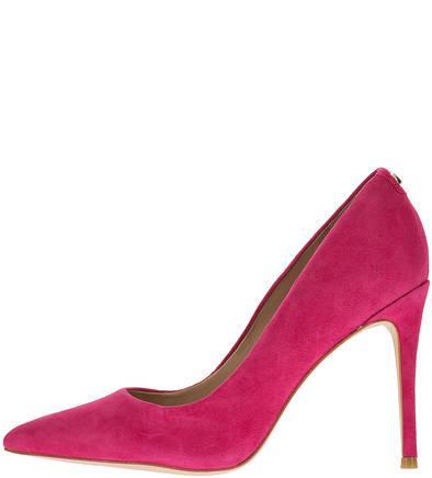 Туфли  - фуксия цвет