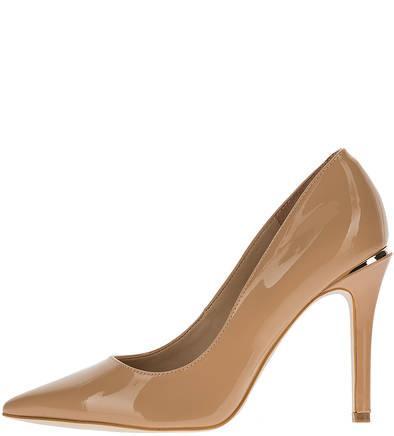 Туфли  - бежевый цвет