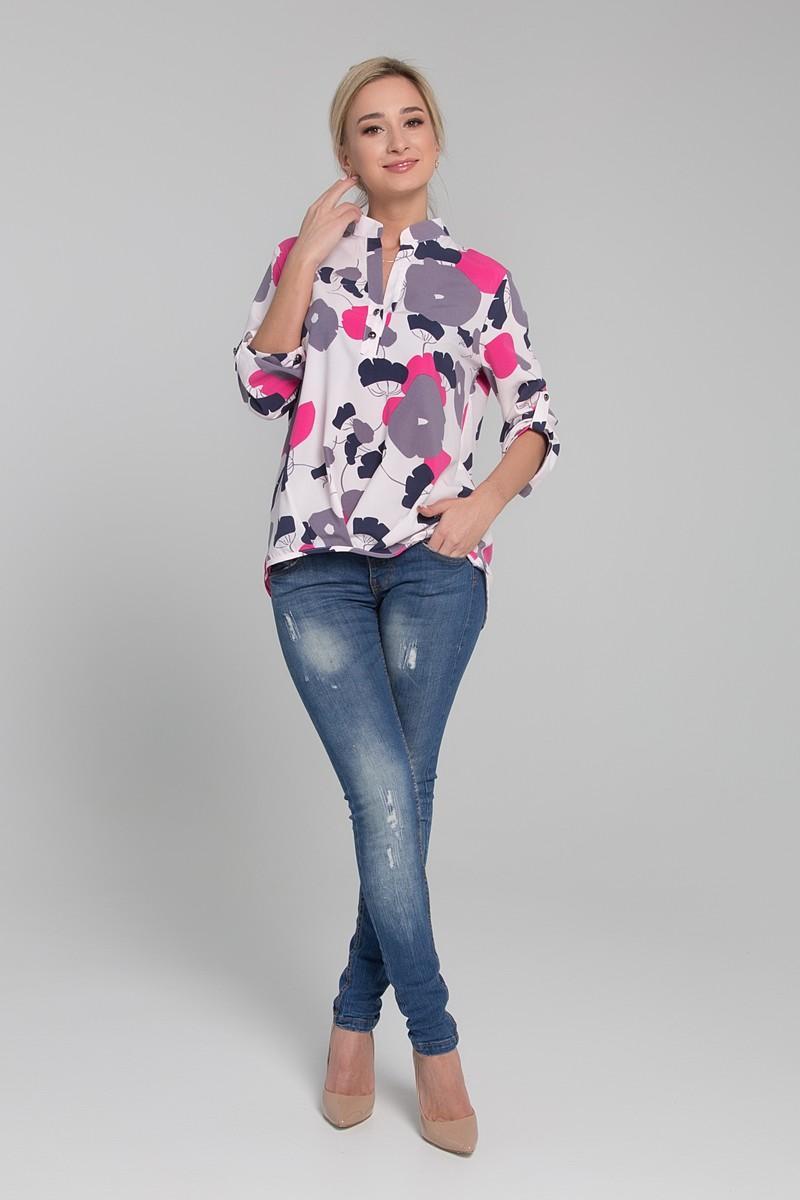 Блузка  -  цвет