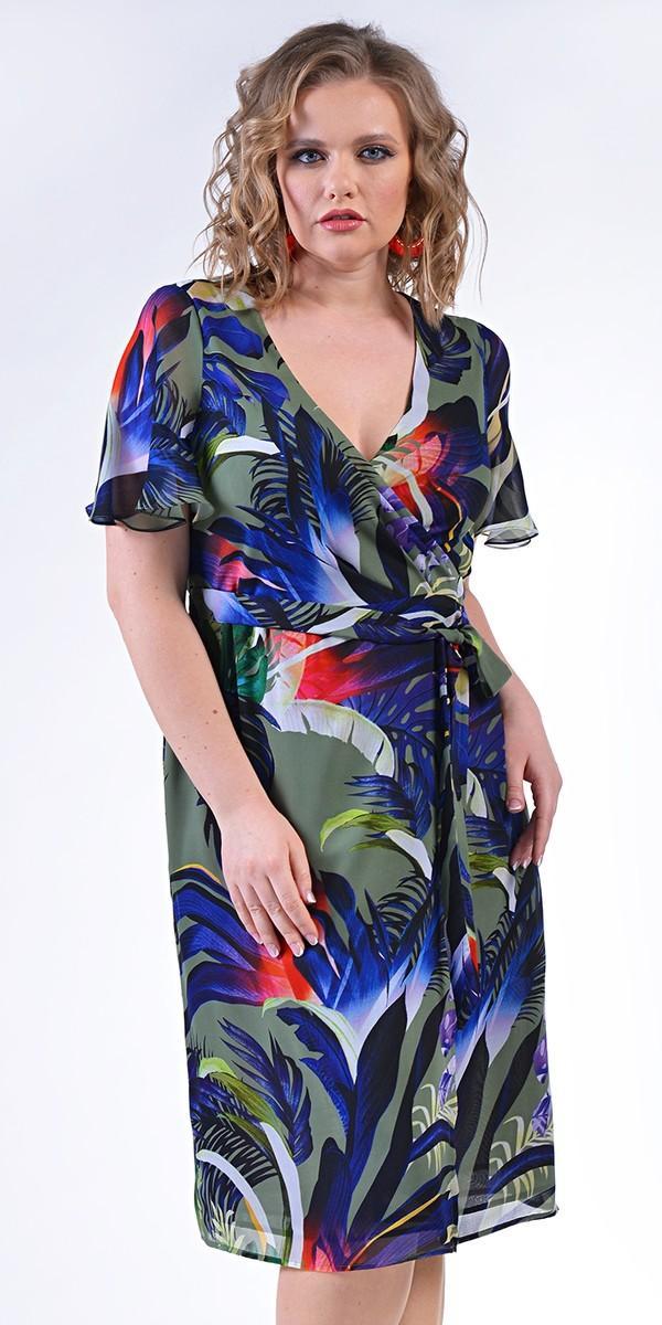 efeb53f6d94 Женские платья на завязках купить в интернет магазине - официальный ...