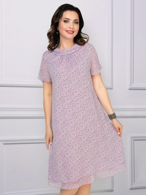 Платье  -  цвет