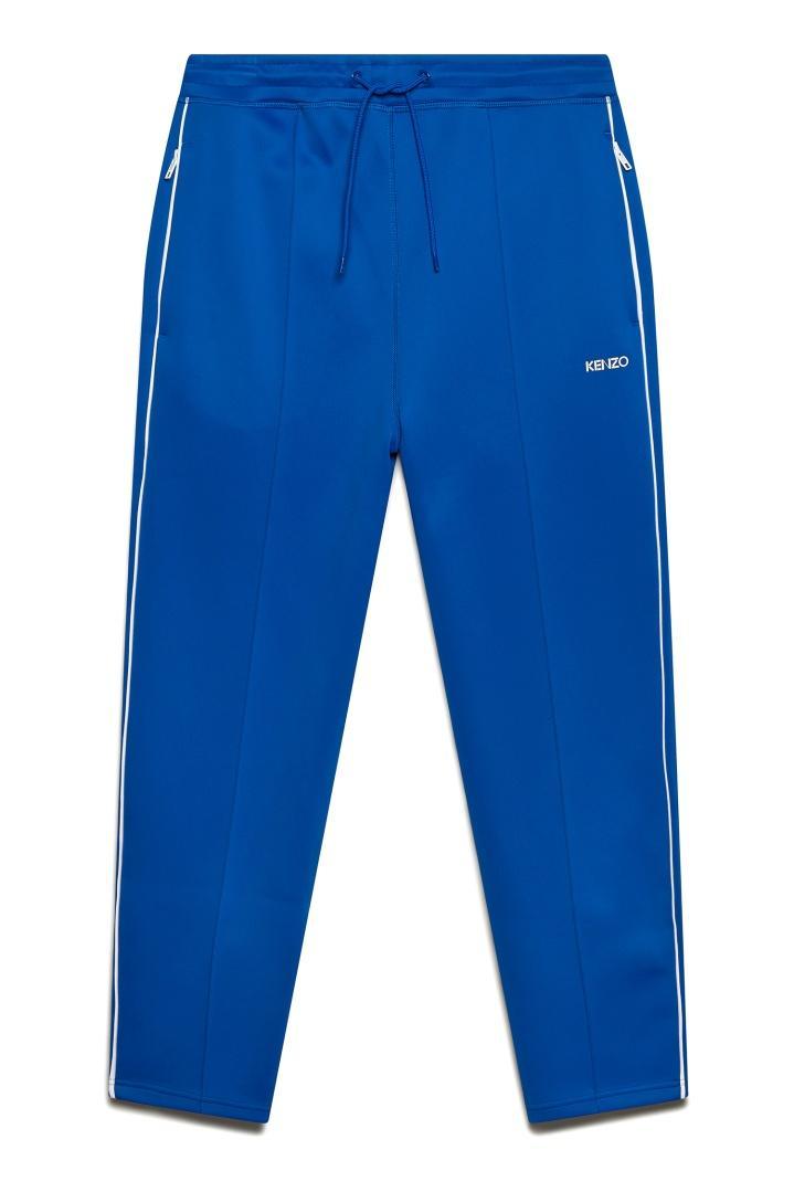 Брюки  - синий цвет
