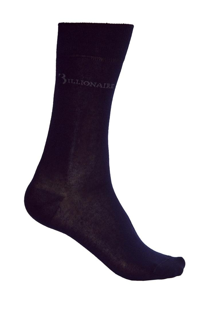 Носки  - синий цвет