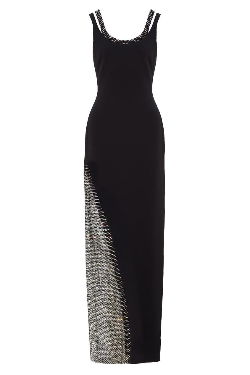 Платье David Koma