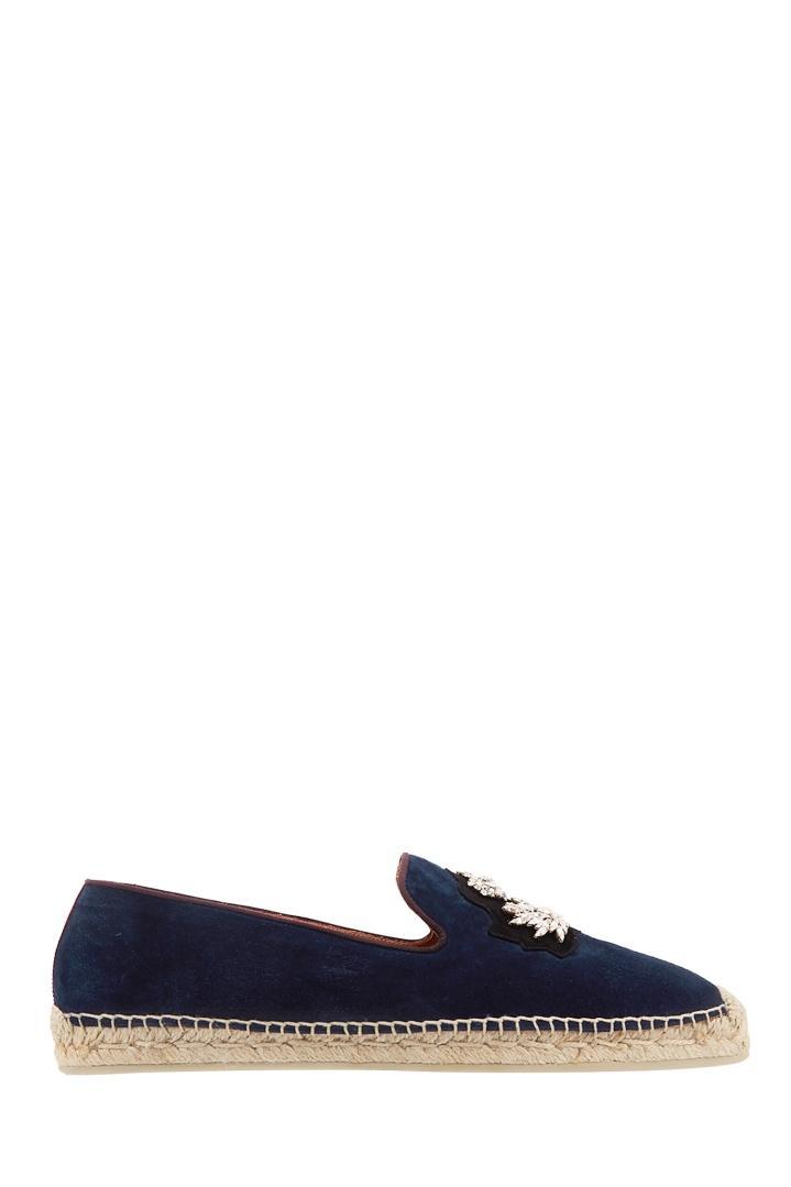 Слипоны  - синий цвет