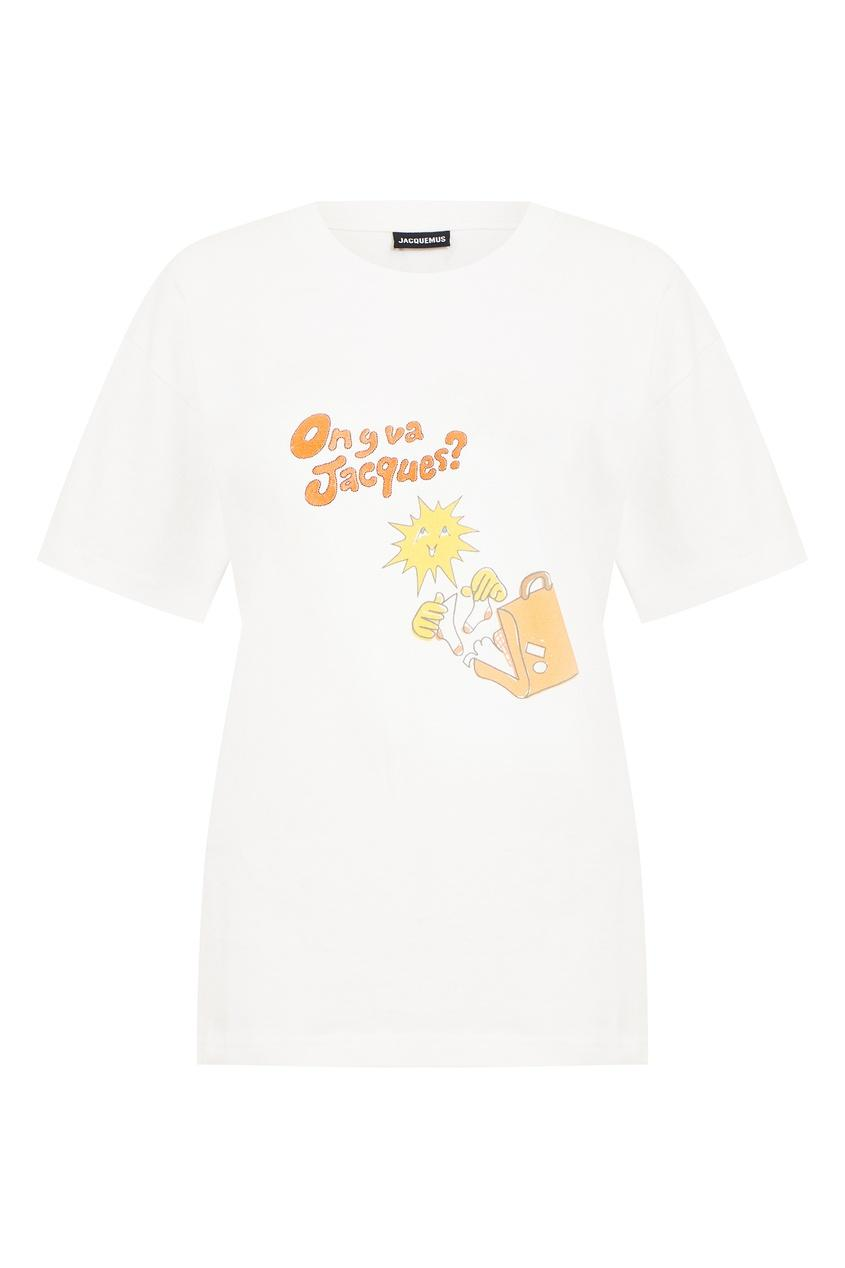 Топ  - оранжевый цвет