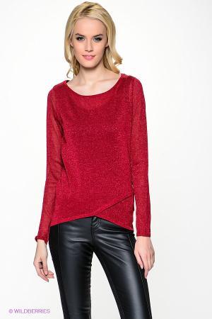 Кофта  - Бордовый цвет