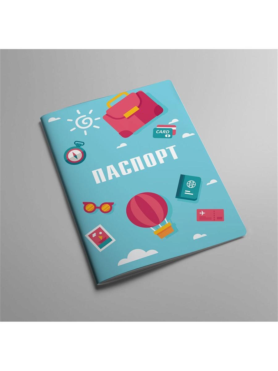 Обложка для документов Kawaii Factory