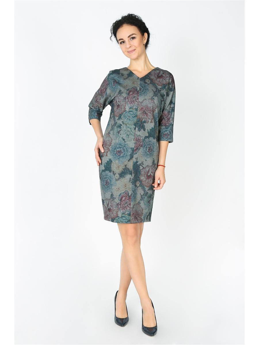 Платье Glam casual