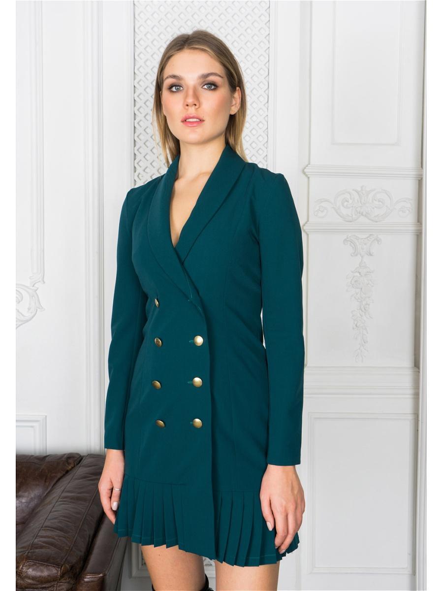 Купить Платье Пиджак В Москве