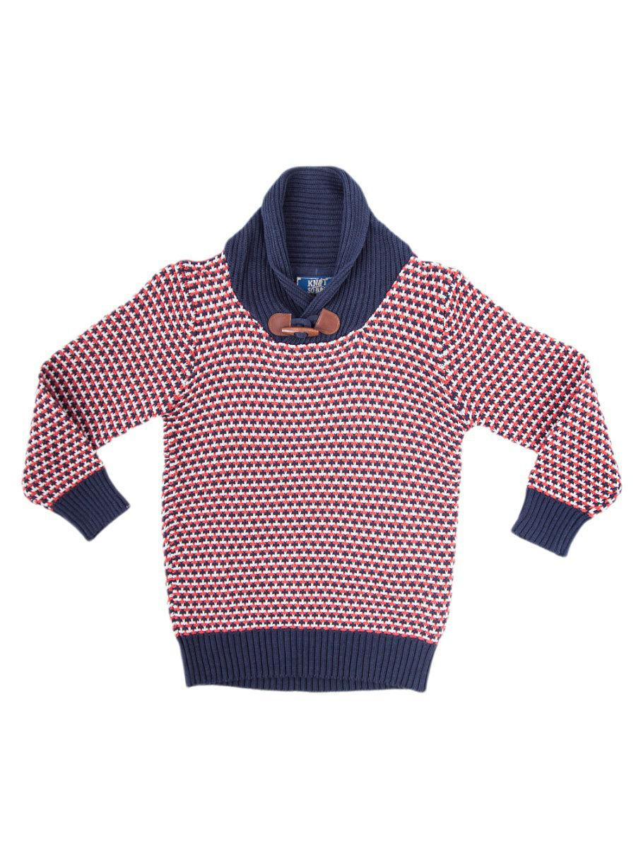 Пуловер Knot so bad
