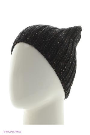 Шапка  - черный цвет