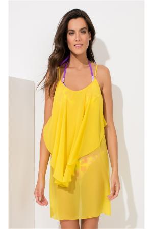 4e25929afbb7 Туники желтого цвета Laete купить онлайн в интернет магазине ...
