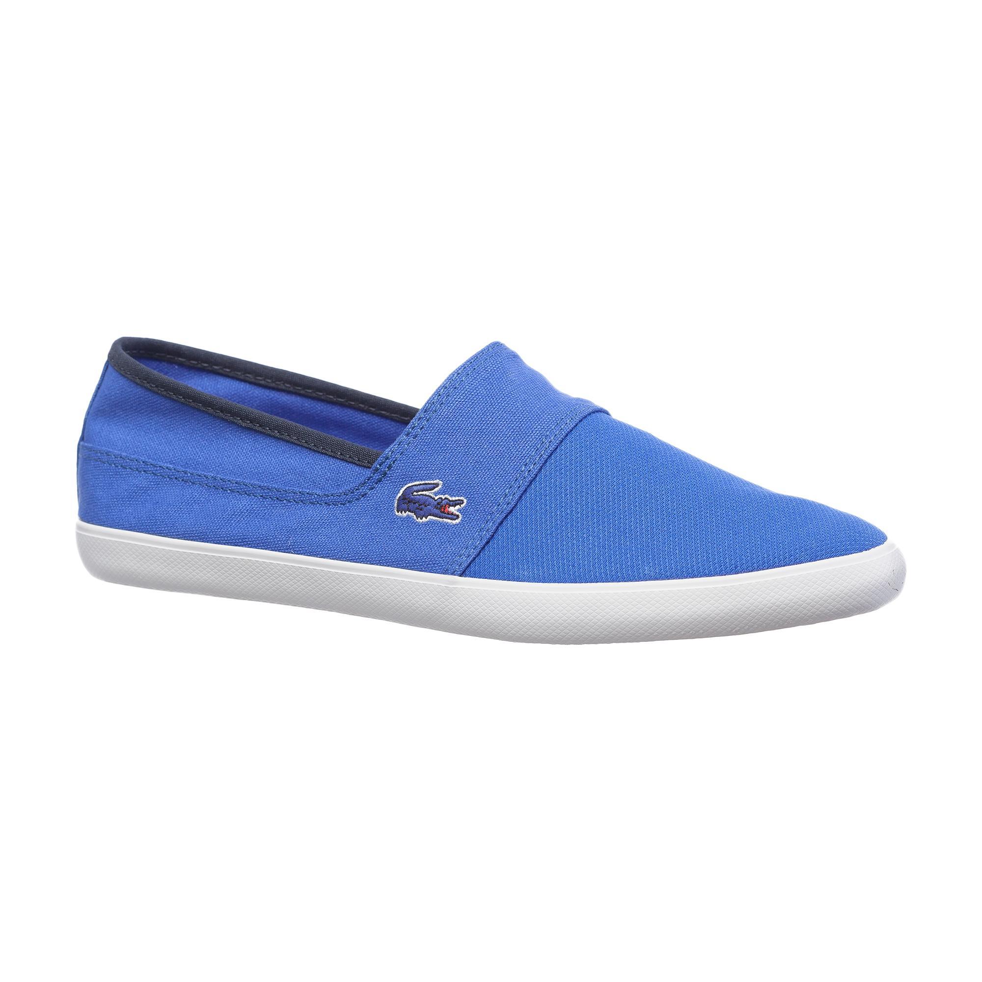 Слипоны  - голубой цвет
