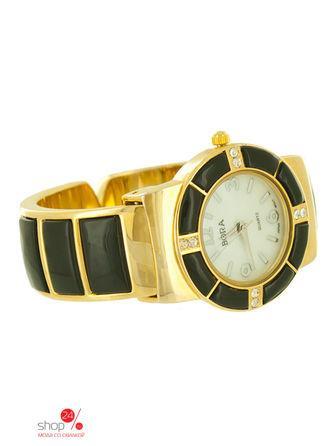 Часы  синий, золотой цвета