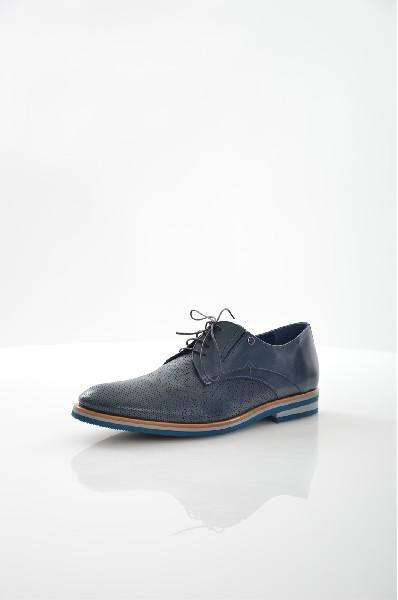 Ботинки  - Темно-синий цвет
