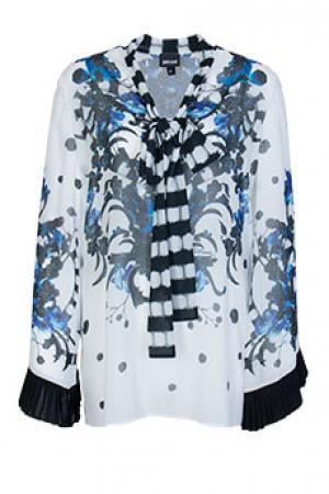 Блузка  Разноцветный цвета