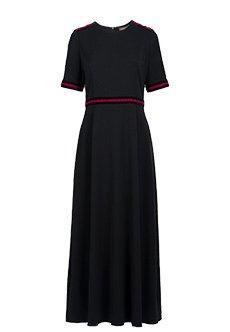 Вечернее платье  - Черный цвет