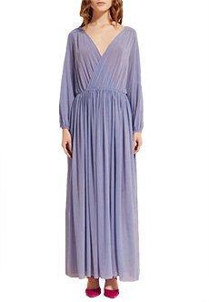 Вечернее платье  - Фиолетовый цвет