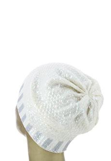 Шапка  - Белый цвет