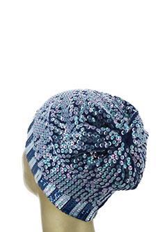 Шапка  - Синий цвет