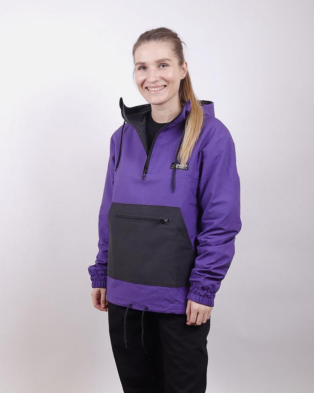 Куртка  - Фиолетовый цвет