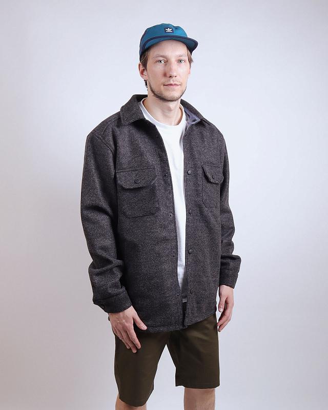 Куртка  - Темно-серый цвет