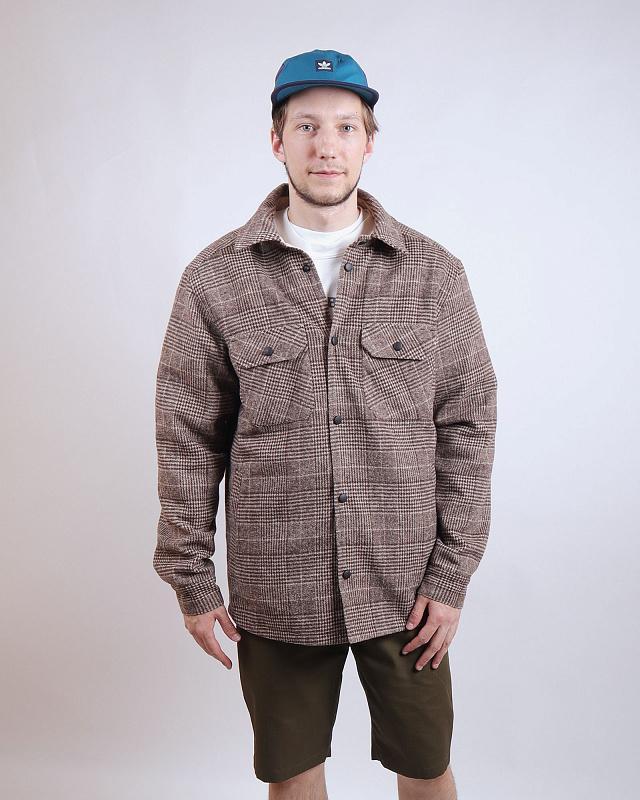 Куртка  - Коричневый цвет