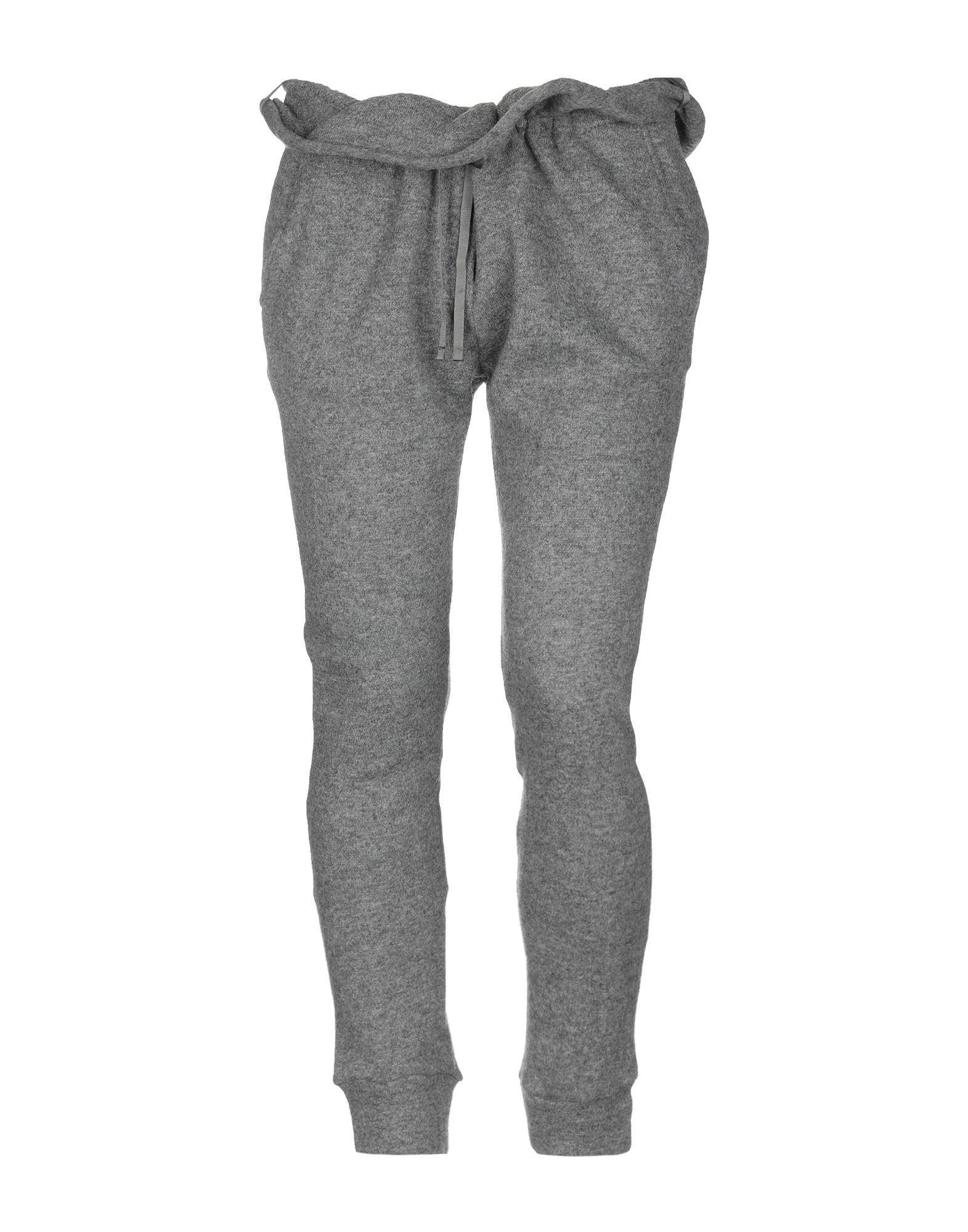 Повседневные брюки  Серый цвета
