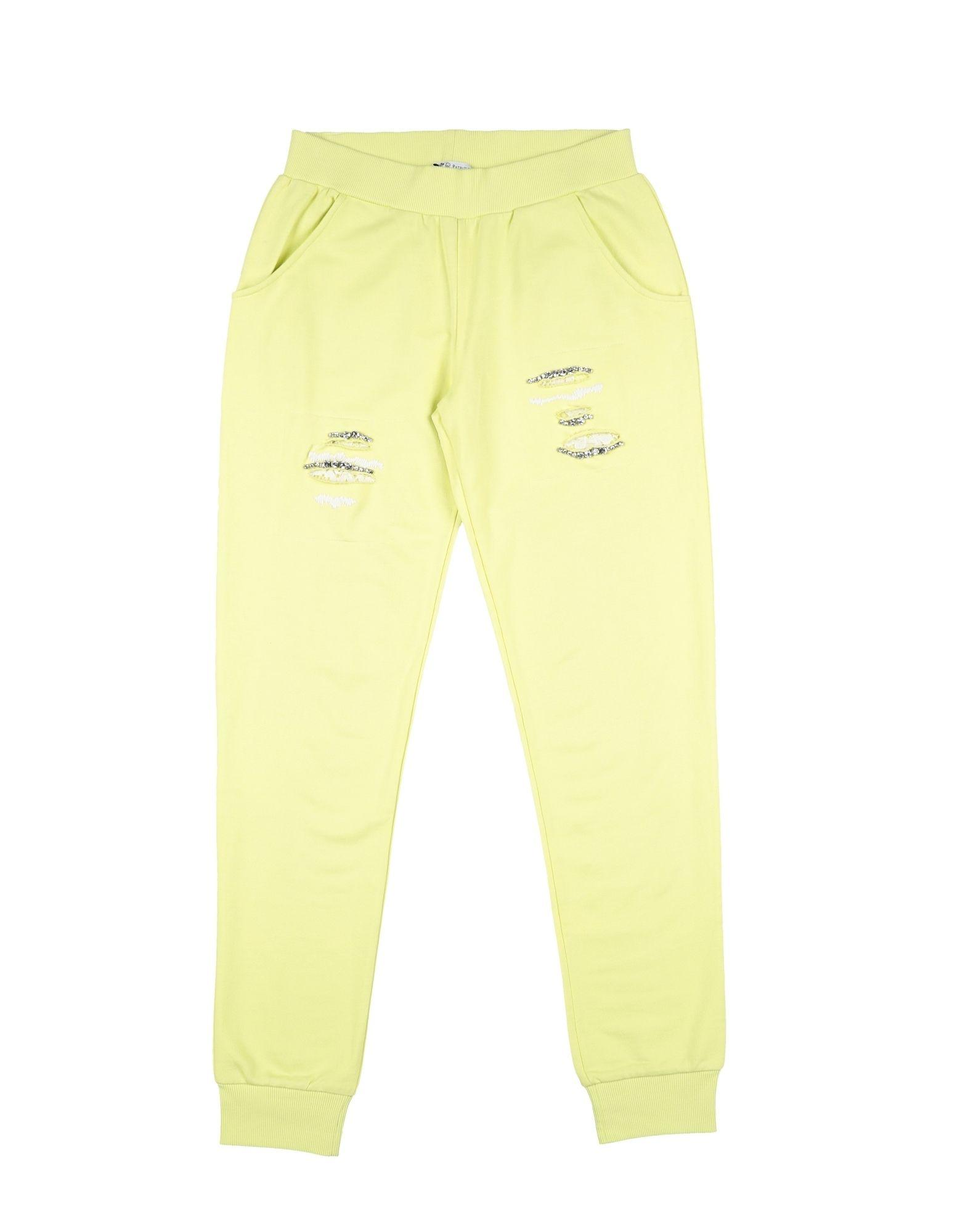 Повседневные брюки  - Желтый цвет