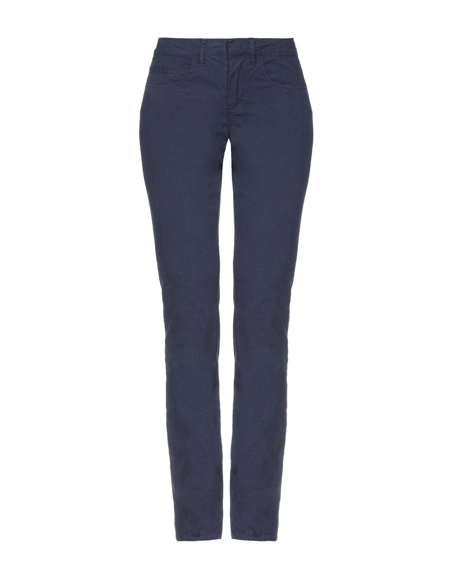 Повседневные брюки  - Синий цвет
