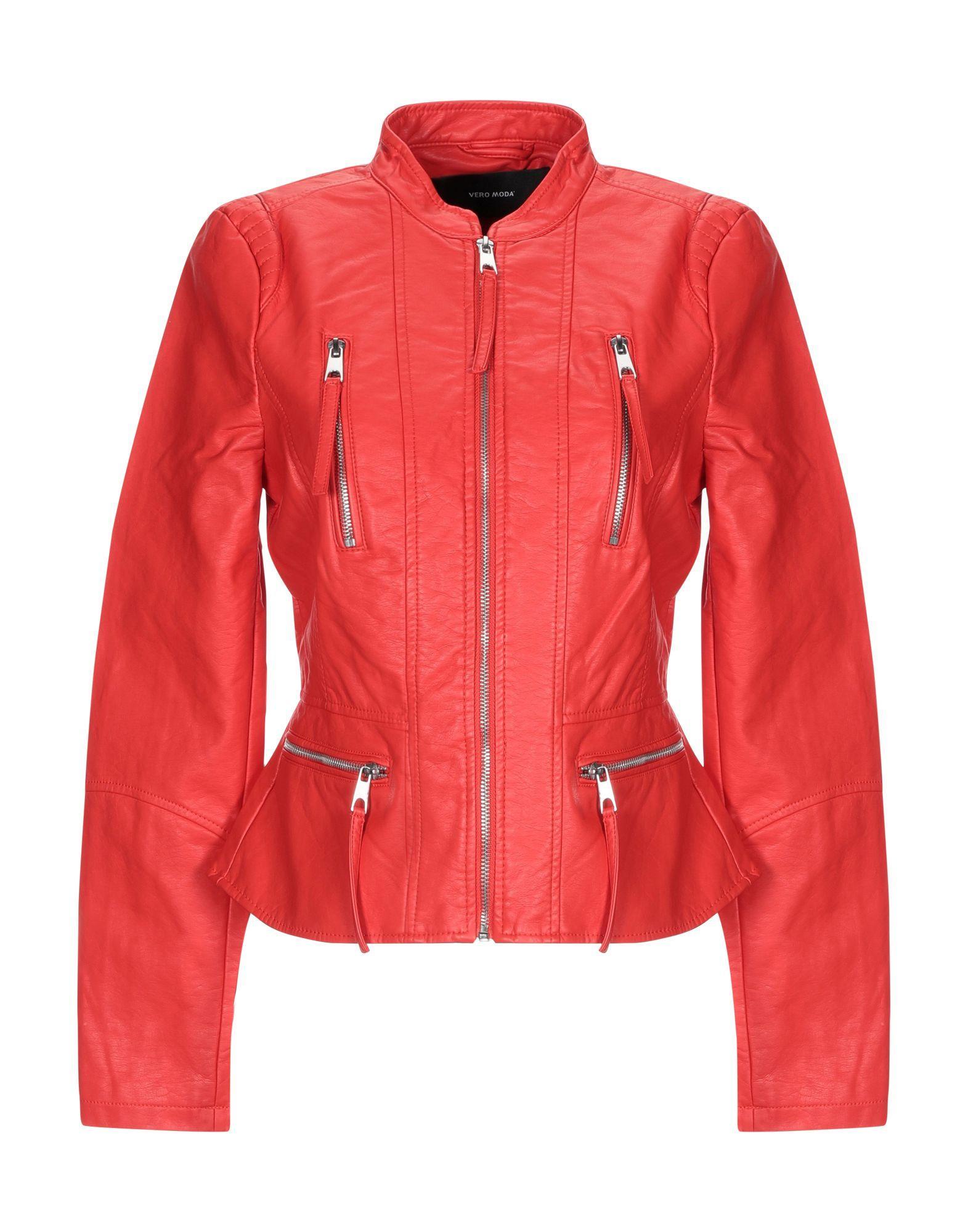 Куртка  - Бежевый,Красный,Черный цвет