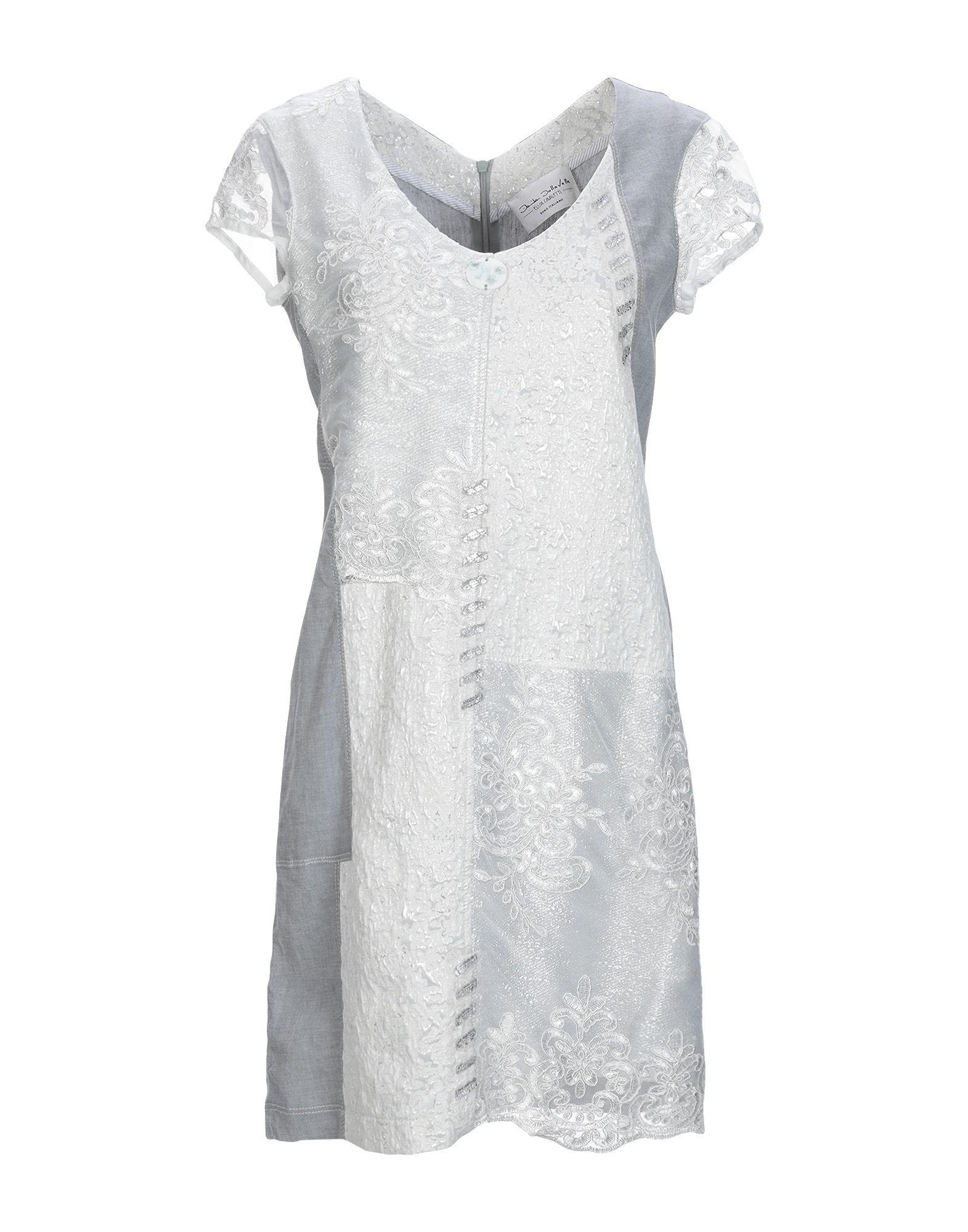 Платье ELISA CAVALETTI by DANIELA DALLAVALLE