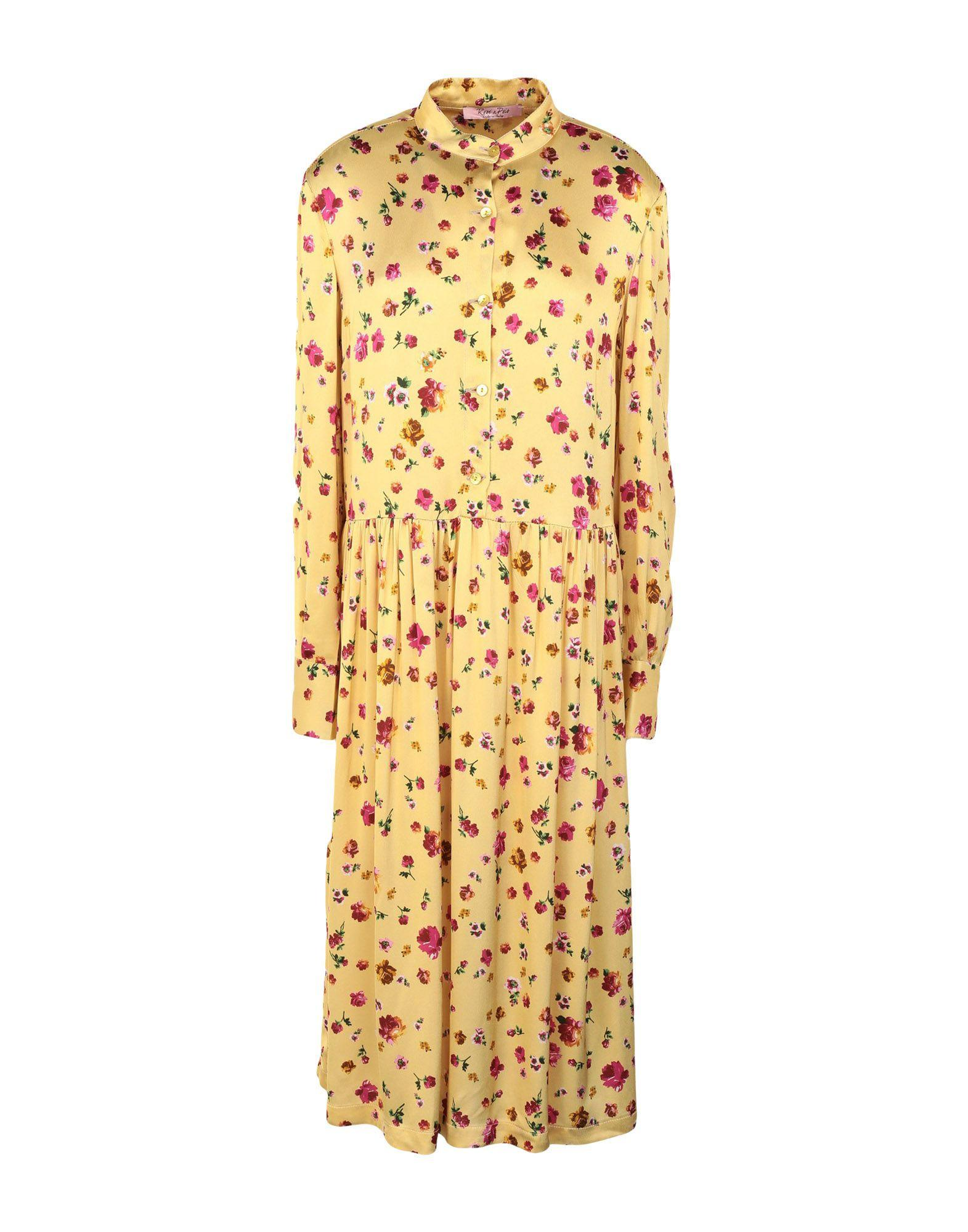 Платье ROSE' A POIS