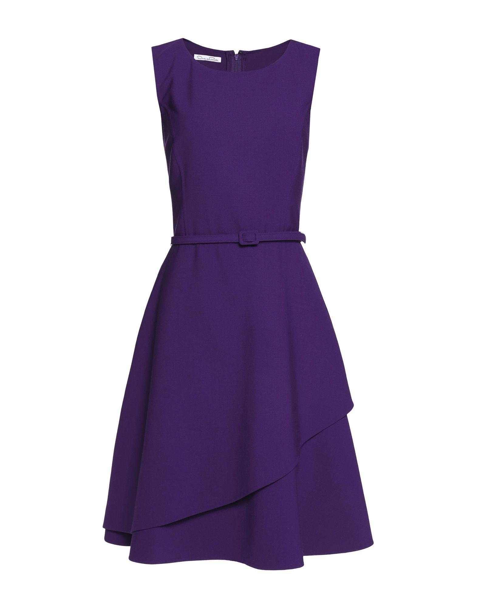 Платье OSCAR DE LA RENTA