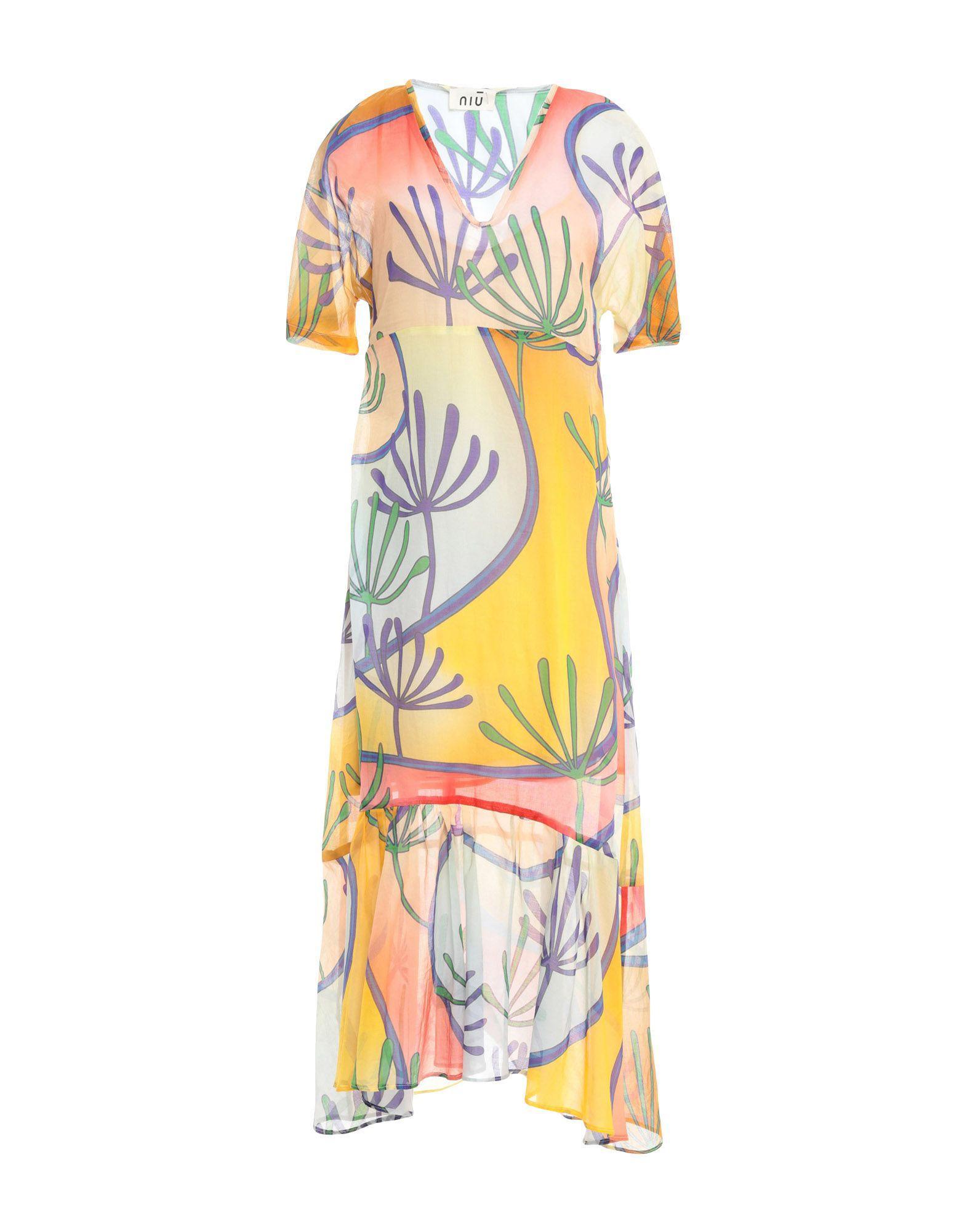 Платье NIŪ