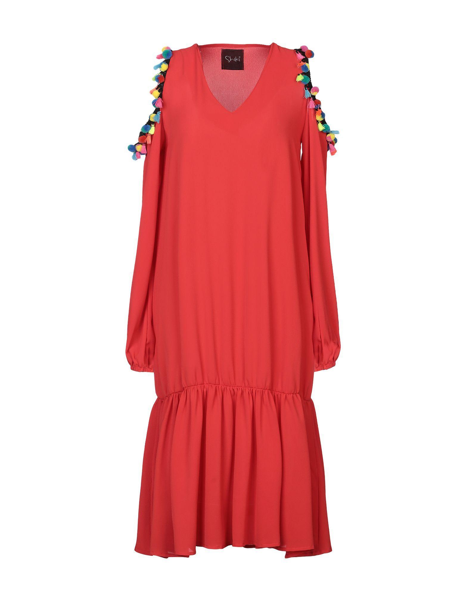 Платье SHIKI