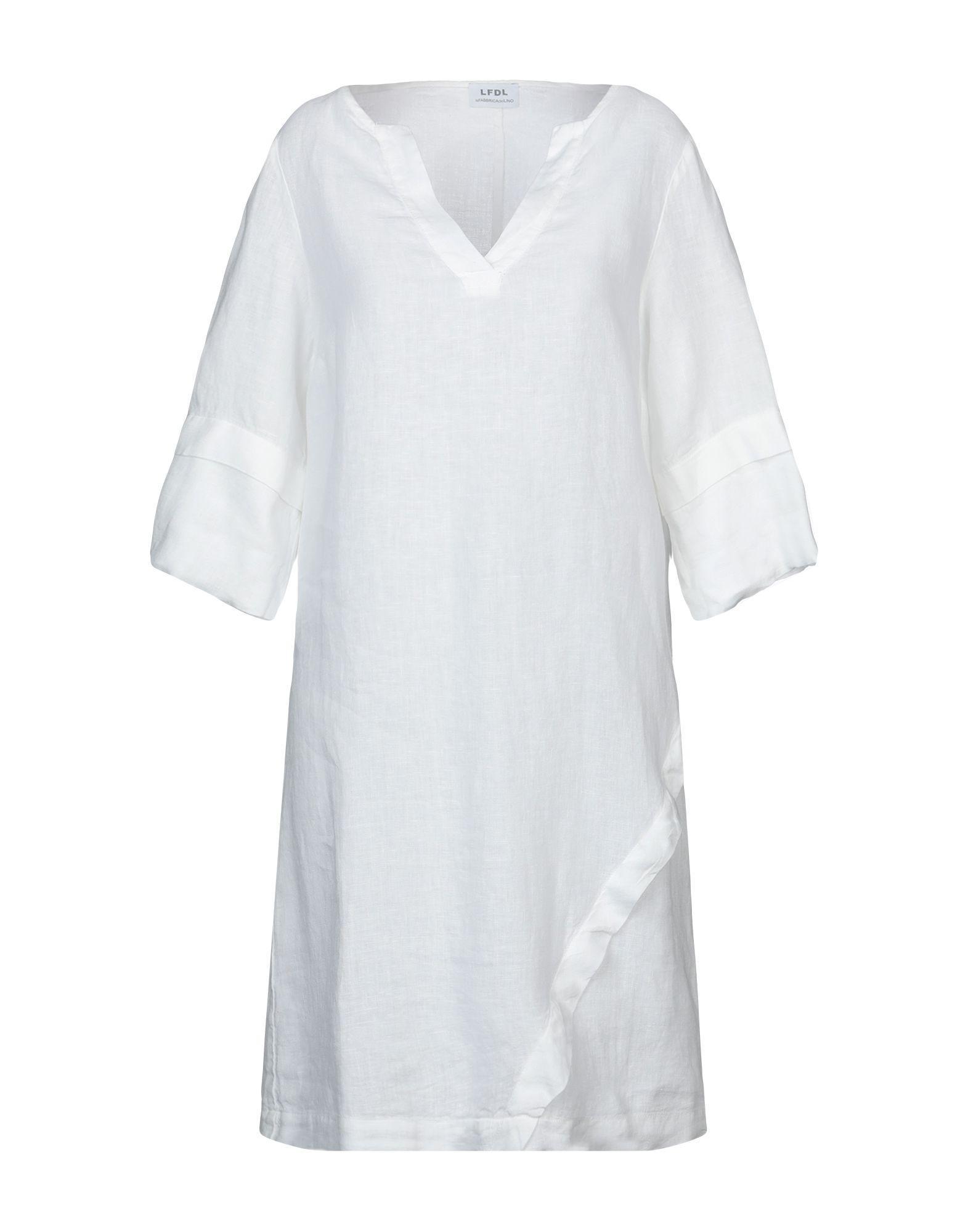 Платье LA FABBRICA del LINO