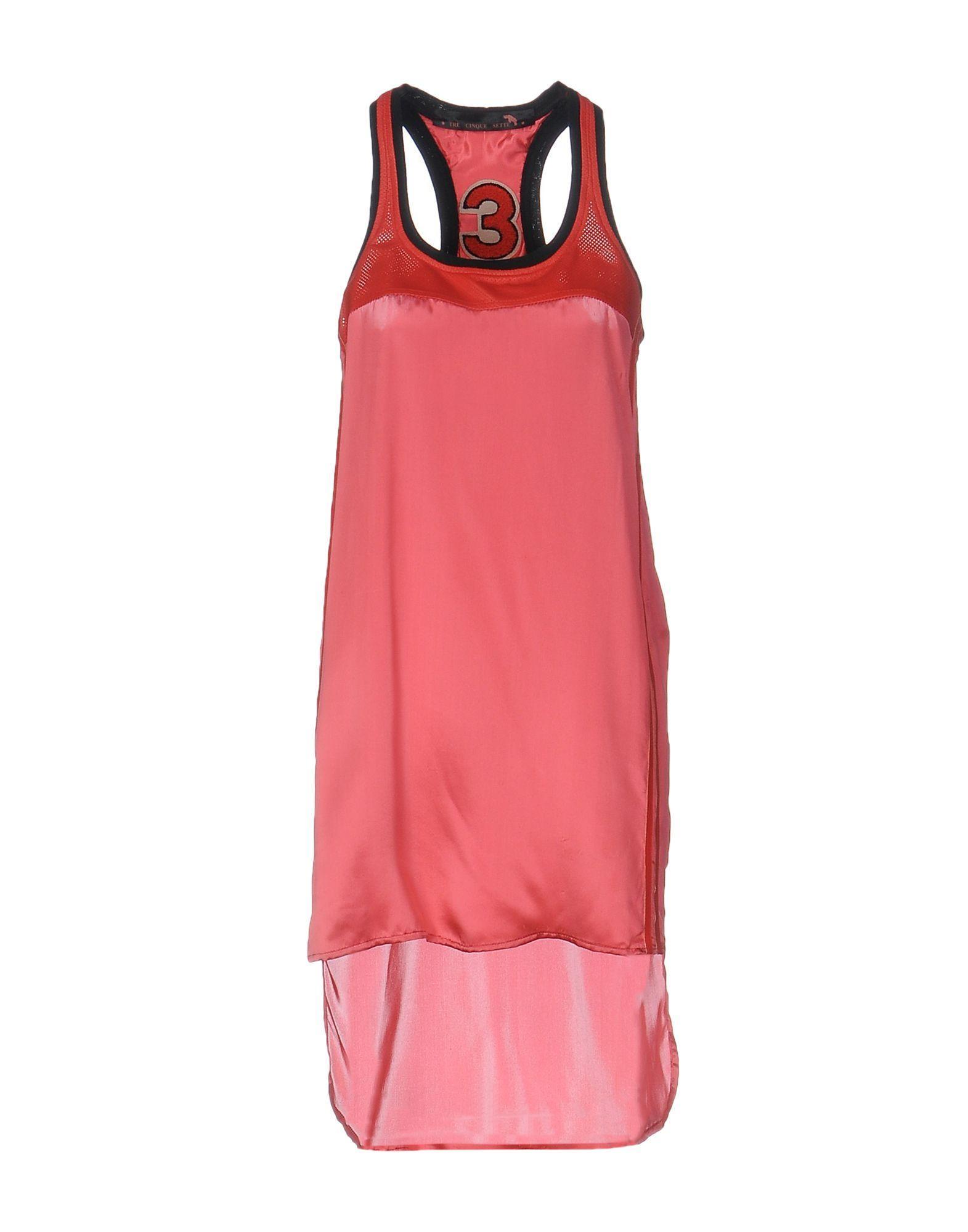 Платье TRE CINQUE SETTE