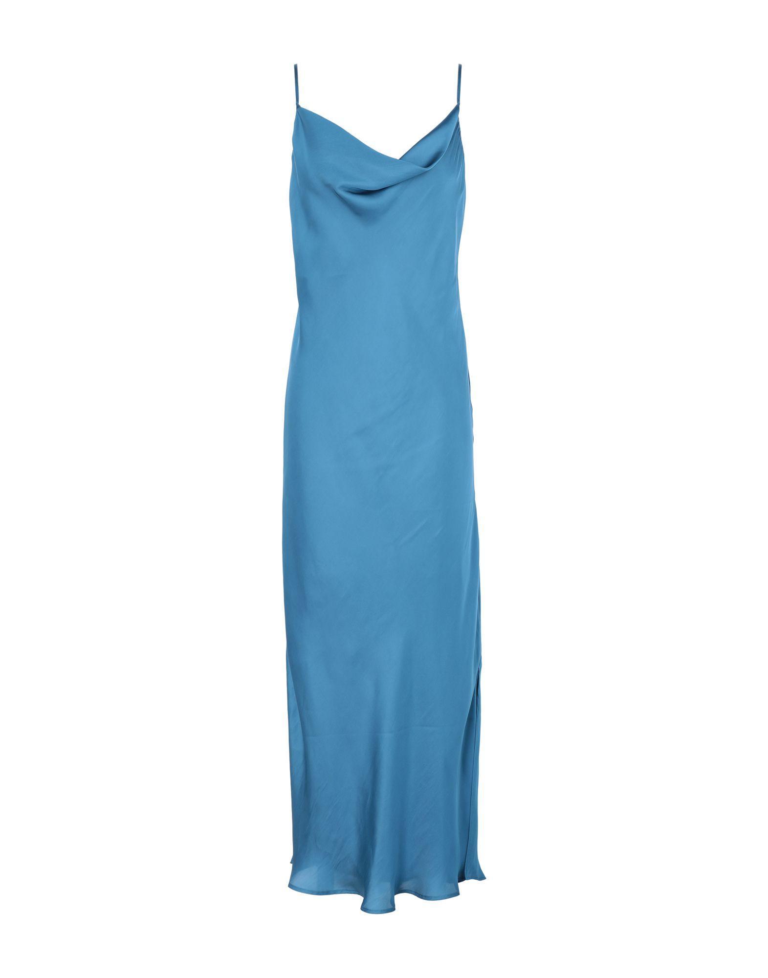 Платье  - Коричневый,Синий цвет