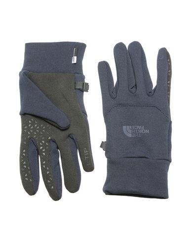Перчатки  - Тёмно-синий цвет